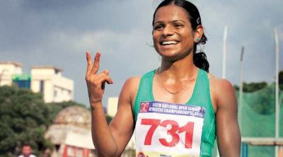 Dutee Chand to lead 16-member Indian Athletics team at Asian Grand Prix 2017