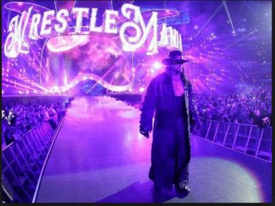 The Undertaker was missed at WrestleMania 35, may seems outside of WWE