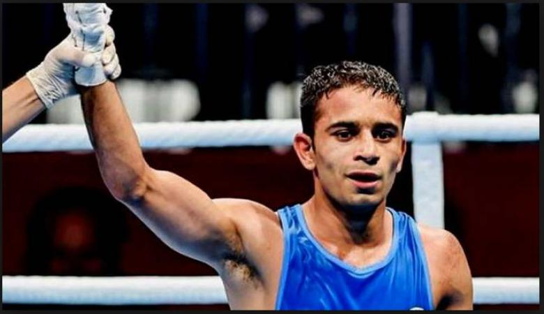 Asian Boxing Championship 2019: Amit Panghal Clinching India's First gold