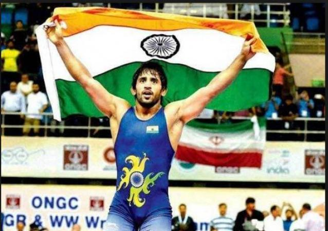 Bajrang Punia soon become First Indian to step into the USA Wrestling