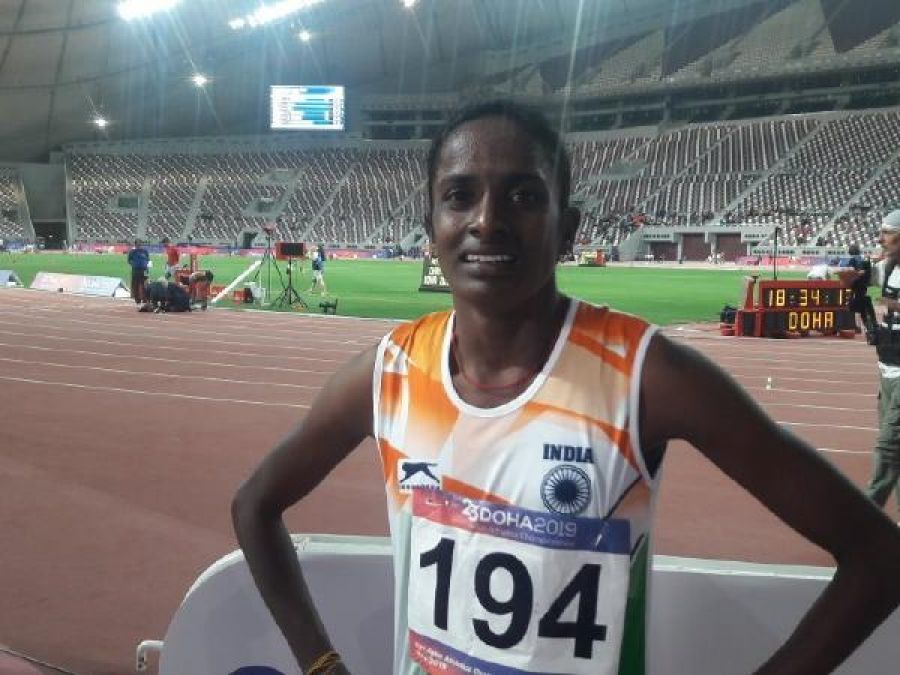 Gold medallist Gomathi Marimuthu says, My father ate cattle food so I could train