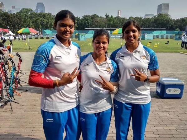 Asian Games 2018 : India win silver in Archery Women's Compound Team match after losing to S Korea