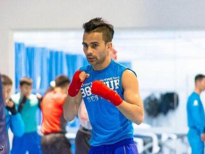 Indian boxer Gaurav Bidhuri assures a medal at World Boxing Championship