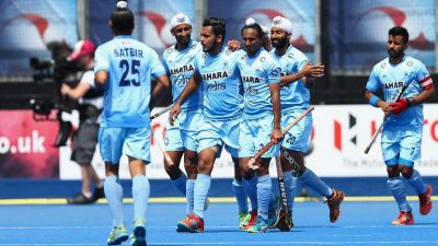 India beat Germany 2-1 to capture bronze medal: Hockey World League Final
