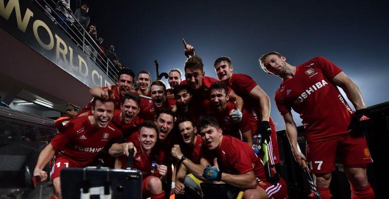 Men's Hockey WC 2018: England crushed Argentina to enter Semis