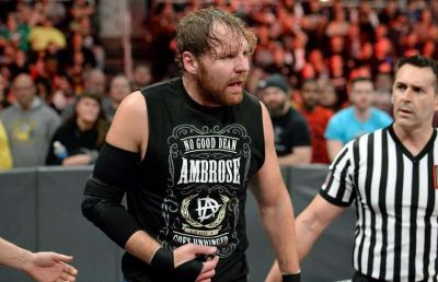 WWE Lunatic Fringe got injured and will be out of action.