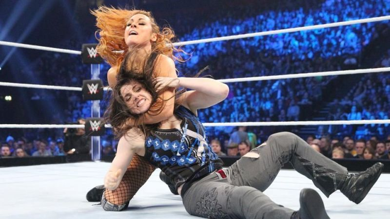 Wrestlemania 35: Ronda Rousey vs Becky Lynch to be the main event