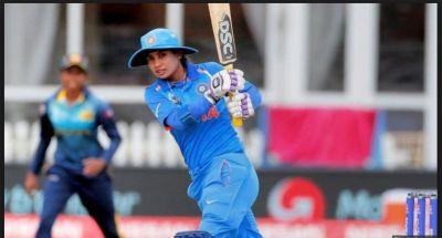 Mithali Raj became the first female cricketer in 200 ODI