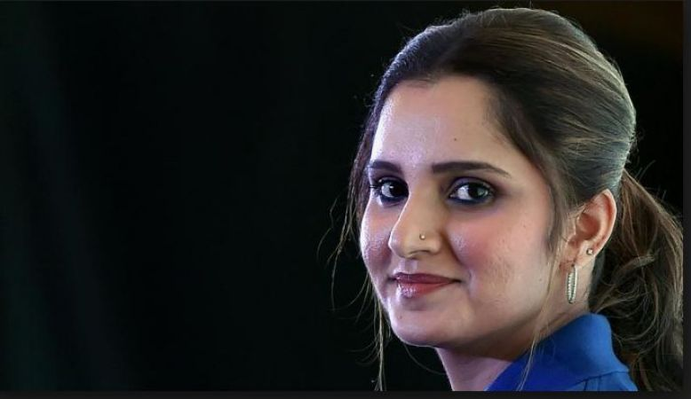 Tennis star Sania Mirza announced about her Biopic coming soon