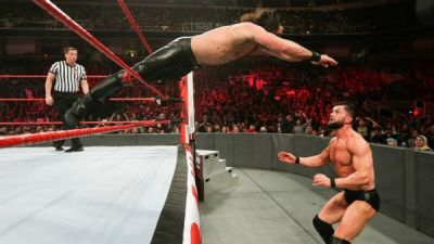 WWE Raw: Gutsy performances by the top superstar to break this record