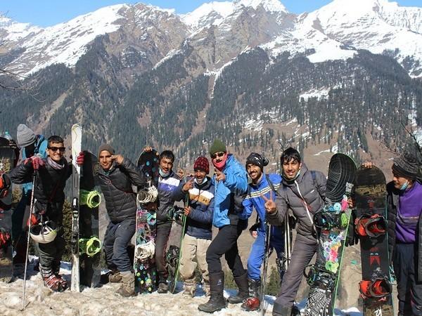 विशेष ओलंपिक भारत एथलीटों ने विश्व शीतकालीन खेलों 2022 का प्रशिक्षण फिर से किया शुरू
