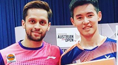 Parupalli Kashyap wins Australian open for first time