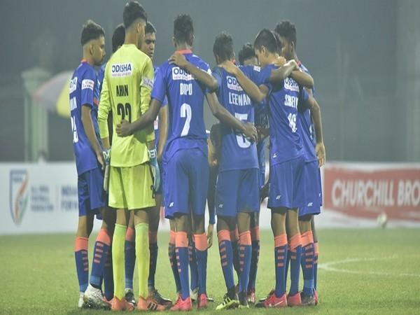 कल्याणी म्युनिसिपल स्टेडियम में चल रही आई-लीग को लेकर बोले वेंकटेश षणमुगम- यह सीखने का शानदार...