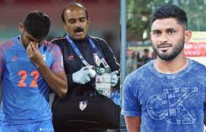 Anas Edathodika retires from Indian Football Team