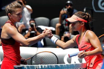 Australian open 2018: Simona Halep defeats Lauren Davis 4-6, 6-4, 15-13