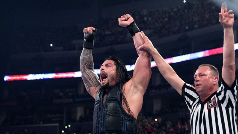 Report claims, Roman Reigns will win WWE Royal Rumble 2019