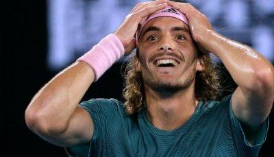 Greek 14th seed Rafael Nadal match  to wing against Stefanos Tsitsipas
