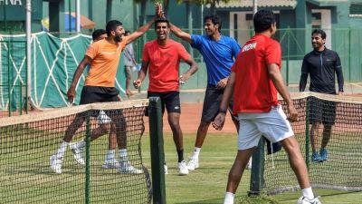 In Davis Cup, there will be a tough match against India: Barazzutti