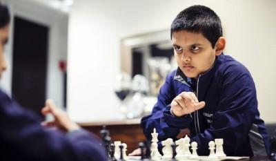 Proud moment! Indian origin Abhimanyu Mishra becomes Youngest Chess Grandmaster In History