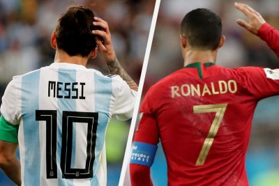 The show must go on: Messi and Ronaldo knocked out of the world cup