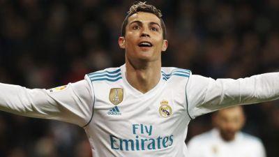 Star Striker Cristiano Ronaldo set to join Juventus?