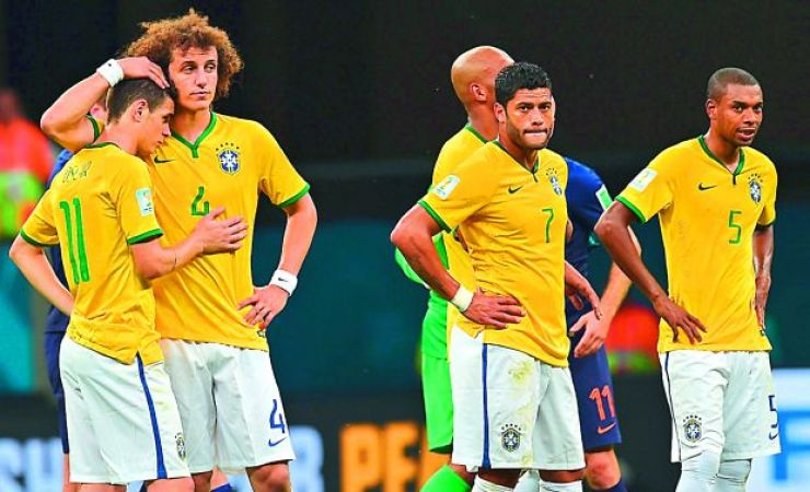 FIFA World Cup 2018: Brazil lost the race to the FIFA World Cup Trophy