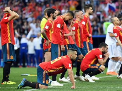FIFA World Cup 2018: Russia is out of the World cup race, lost to Croatia of penalties
