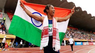 PM Modi and President Kovind hail Hima Das creating 'gold' history in World Junior Athletics