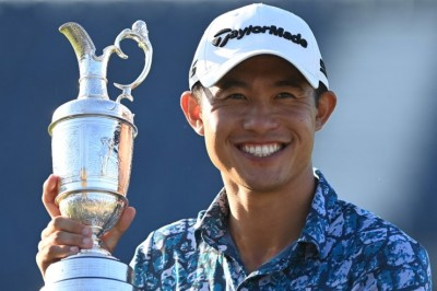 The Open 2021: Collin Morikawa wins at Royal St George's