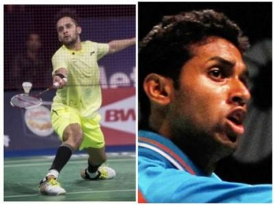 Prannoy and Kashyap to face each other in all Indian final of the US Open