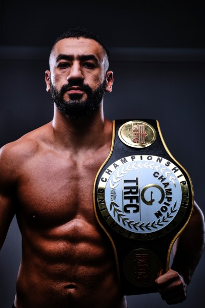 Helal Jr.: The man who jumped to success by becoming one of the top masters in Mixed Martial Arts.