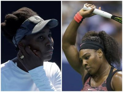 French Open 2018: Williams sisters dumped of women's doubles