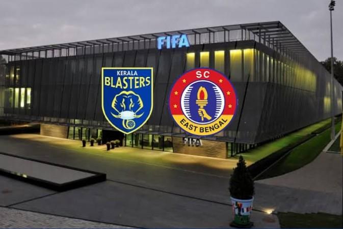 फीफा ने इंडियन सुपर लीग क्लब ईस्ट बंगाल और केरला ब्लास्टर्स पर लगाया प्रतिबंध