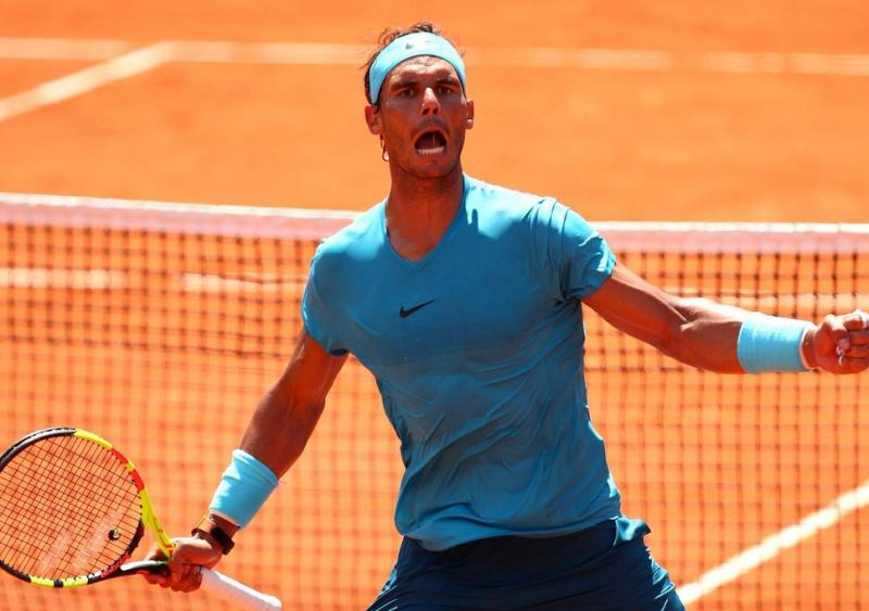 French Open 2018: Nadal outclassed del Potro, storms into final