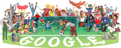FIFA  World cup 2018: Google dedicates it doodle for the event