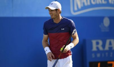 Murray suffers defeat from Jordan Thompson in Aegon Championships
