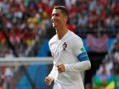 FIFA WC :Ronaldo's header settle narrow 1-0 win for Portugal