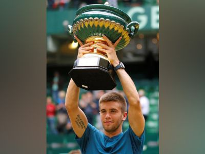 Halle Open 2018: Borna Coric defeated Roger Federer