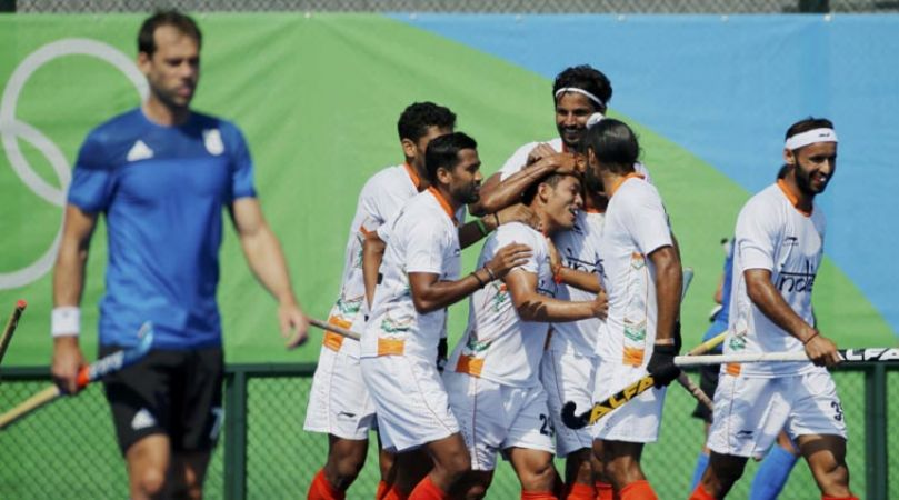 Champions Trophy: India beat Olympic champion Argentina by 2-1