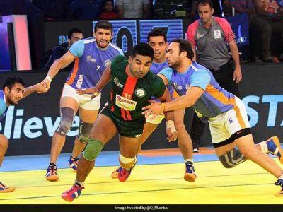 India defeats Pak in Kabaddi Master Tournament by 41-17