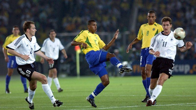 Brazilian media Trolls on Germany's defeat