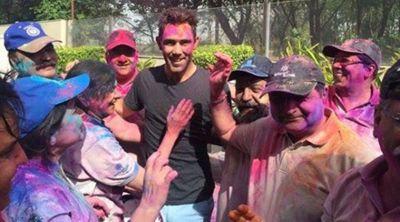 Sportstars wish their adorable fans a very Happy Holi