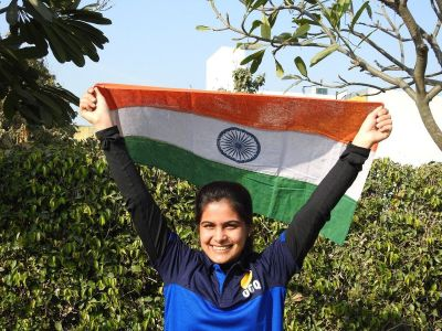 ISSF World cup: 16-year-old Manu Bhaker wins Gold