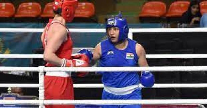 एशियाई चैंपियन अंतरराष्ट्रीय मुक्केबाजी टूर्नामेंट में जा रानी ने विश्व चैंपियन को हराया