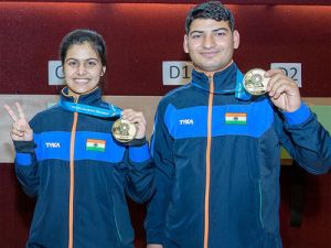 ISSF World Cup 2018: Manu Bhaker wins second gold