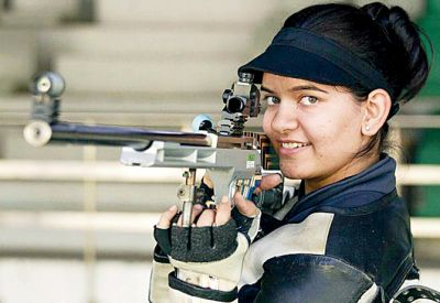 ISSF world cup 2018: Anjum Moudgil wins silver in Women's Rifle
