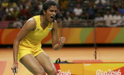 Sindhu wins silver in World Badminton Championships