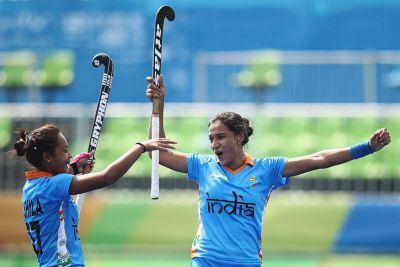 Hockey: India eves wins against spirited Belarus 2-1 in the 4th match