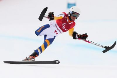 Winter Paralympics games 2018: First Gold medal claimed by Henrieta
