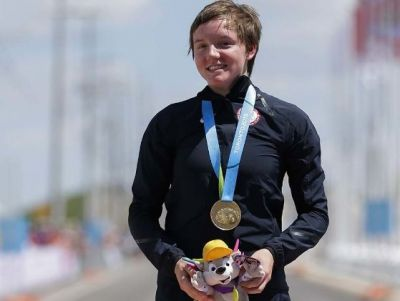 American cyclist Kelly Catlin died at age 23, Police Suspect Suicide